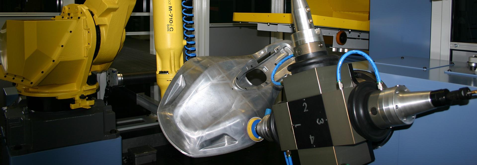 BMT Pulitura Metalli - Lucidatura Metalli